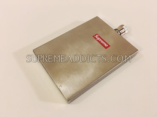 Supreme 3 oz Flask - Preowned