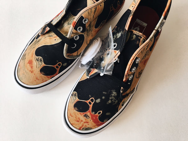 Supreme x Vans Chukka 'Blood and Semen'