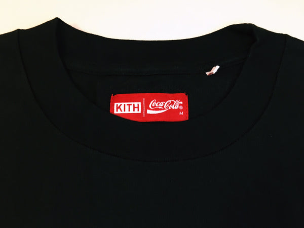KITH / Coca-Cola International Tee - Black