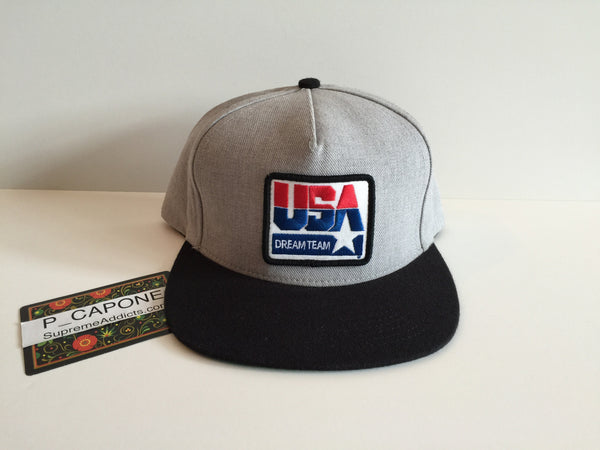 Supreme USA Dream Team Cap