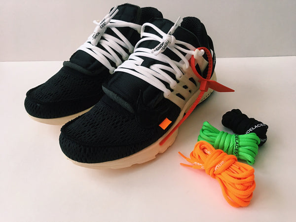 "Nike x Off-White Air Presto ""The Ten"""