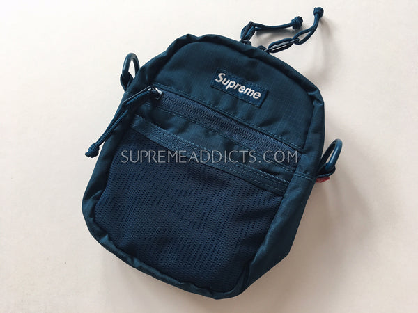 Supreme Small Shoulder Bag - Blue