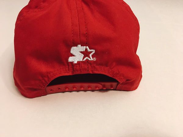Supreme Arabic 5-Panel Cap - Red