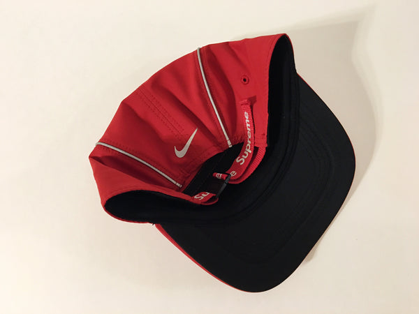 Supreme   Nike Air Max Running Hat - Red – SUPREME ADDICTS bead38d12