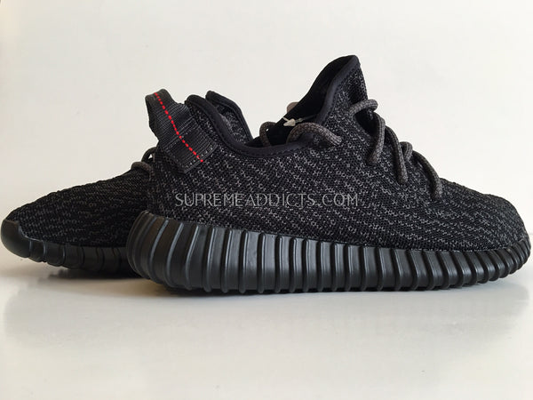 63fa5b7c00138 Adidas Yeezy 350 Boost  Pirate Black  – SUPREME ADDICTS