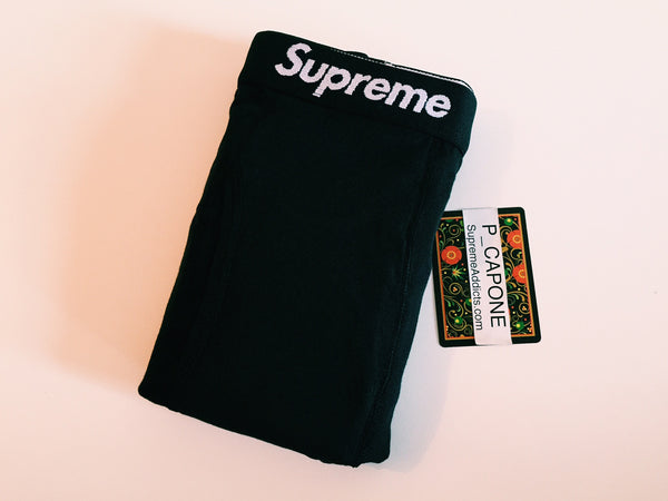 Supreme Hanes Boxer Brief - Single Pair