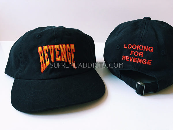 Drake Revenge Dad Cap - Black