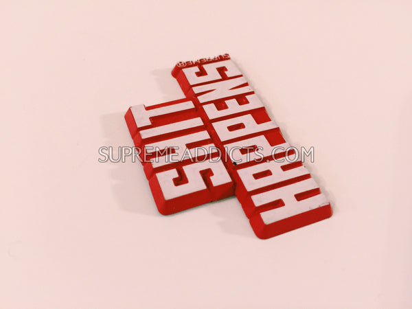 Supreme Shit Happens Magnet