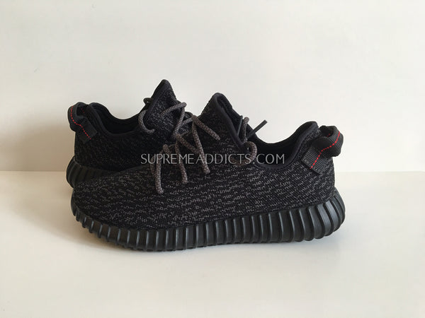 Adidas Yeezy 350 Boost 'Pirate Black'