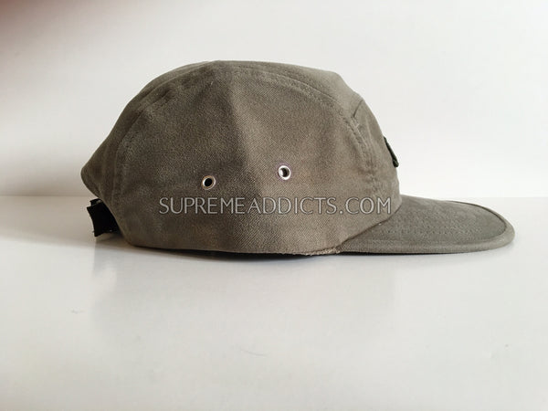 Supreme Olive Small Patch Cap