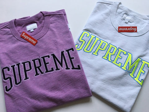 Supreme Dotted Arc Top