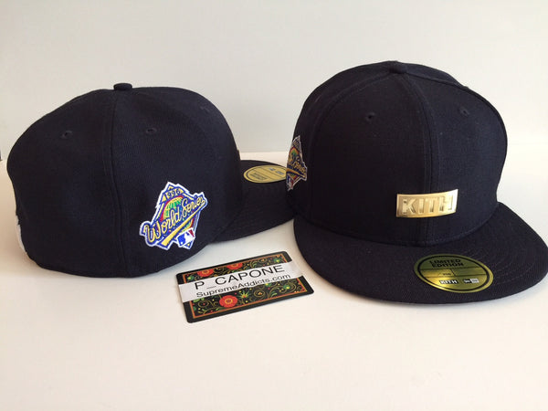 "7c9e05c2 KITH x New York Yankees ""World Series"" 59FIFTY – SUPREME ADDICTS"