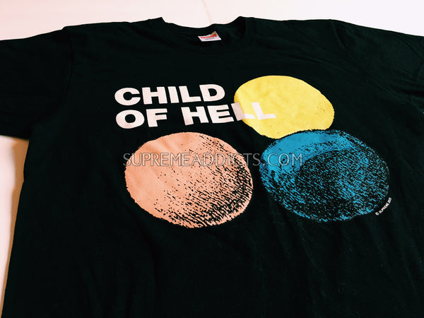 Supreme Child of Hell Tee - Black