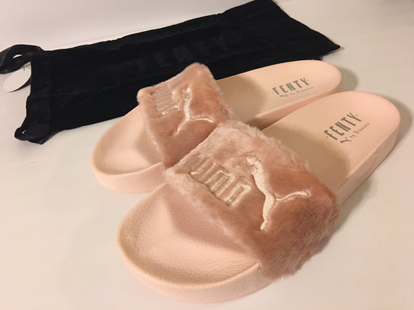 81d5c4b0bb24 Puma   Rihanna Fenty Slide - Pink – SUPREME ADDICTS