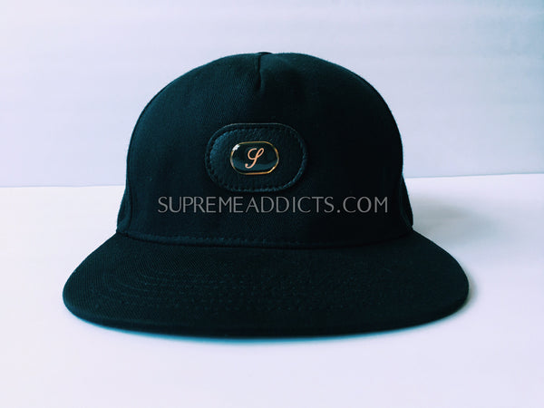 Supreme Waxed Cotton 5-Panel - Black