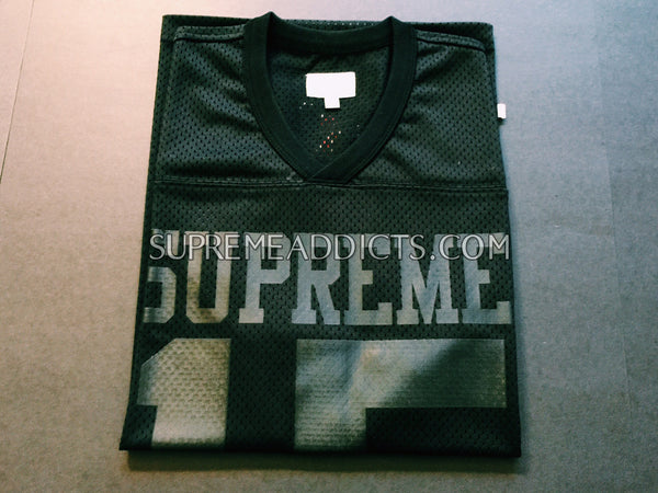 Supreme Tournament of Roses Football Jersey - Black