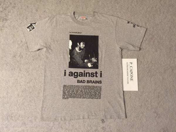 Supreme x Bad Brains - I against I