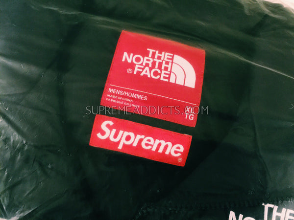Supreme / The North Face Nuptse - By Any Means