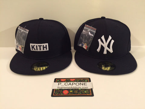 KITH x New York Yankees 59FIFTY Fitted