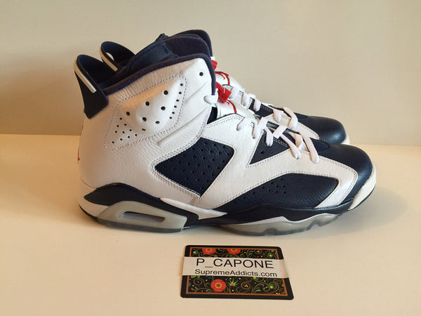 Air Jordan 6 Retro - Olympic (2012)