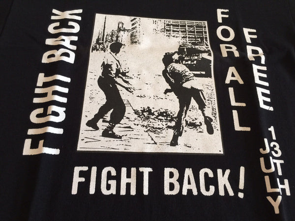 Supreme Fight Back! Tee
