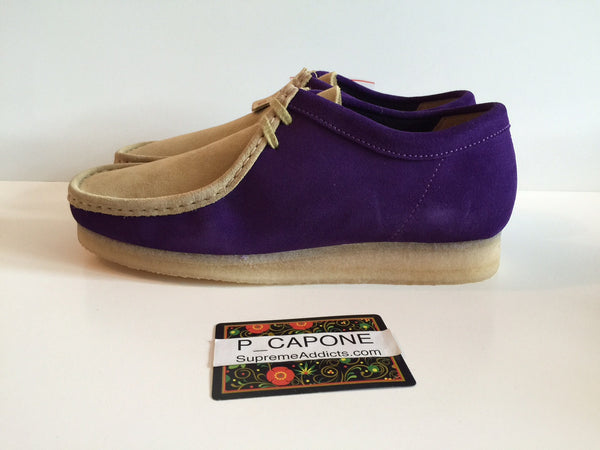 Supreme x Clarks - Wallabee