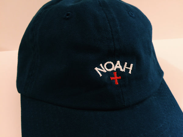 Noah 6 Panel Cap - Royal Blue