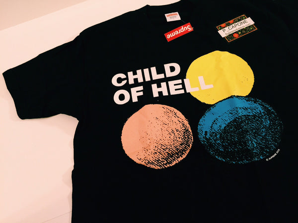 Supreme Child of Hell Tee
