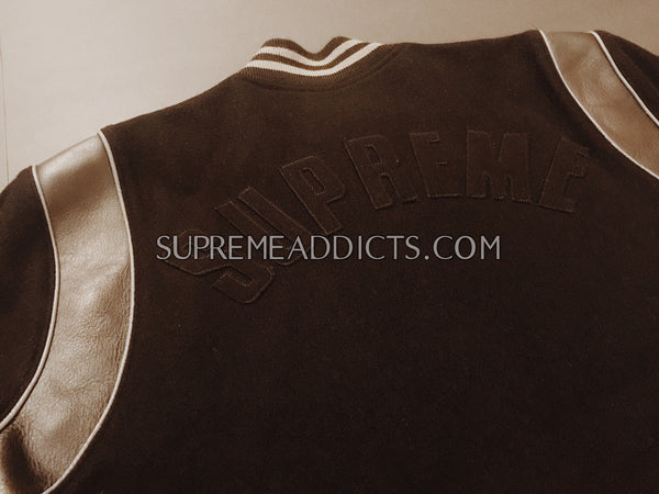 Supreme Nueva York Varsity Jacket