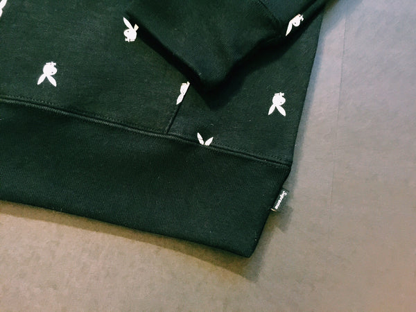 Supreme/Playboy Hoody - Black