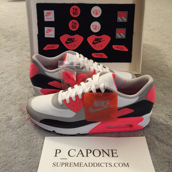 Nike Air Max 90 V SP - Patch - Infrared