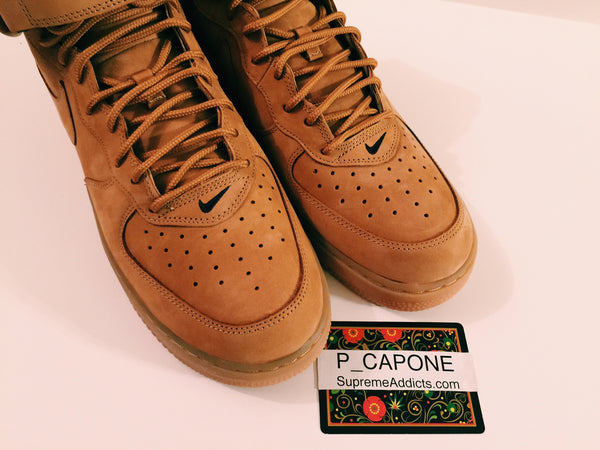 Nike Air Force 1 - Flax