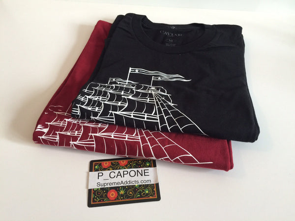 Cartel Caviar Ship Shirt