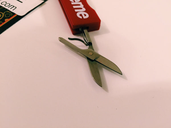 Supreme/Victorinox Swiss Army Tomo Pocket Knife