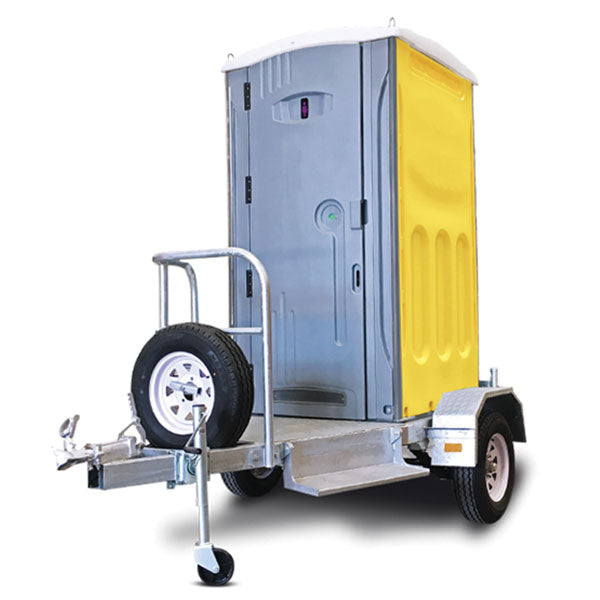 Neptune Single Toilet Trailer
