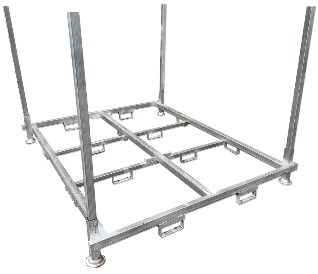 Storage Stillage for 2.4m x 2.1m Temporary Fencing Panels