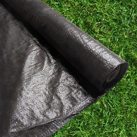 Weedmat Weed Matting Roll 1.83m x 50m (Black)