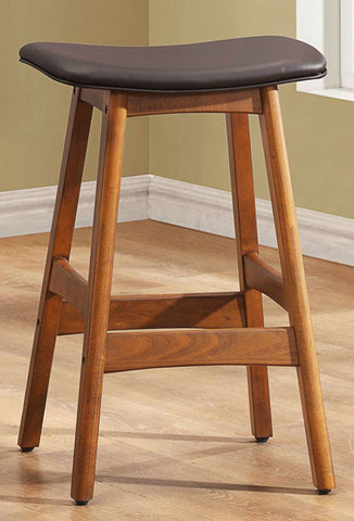 Counter Height Stool 1188DB-24 Free Shipping - Pearl Igloo - 1