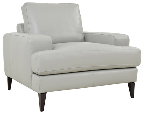 Manhattan Moon Club Chair 2116CH21 - Pearl Igloo
