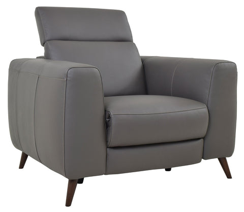 Getty Recliner Club Chair 2119RE11 - Pearl Igloo