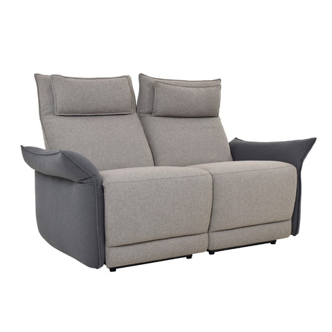 Aiden Recl Loveseat Two Tone SKU2121LS11 - Pearl Igloo