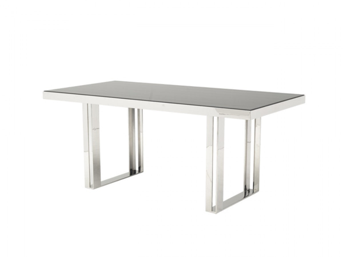 Stainless Steel Dining Table Latest Brushed Stainless  : 212t from www.lagenstore.com size 1200 x 900 jpeg 30kB