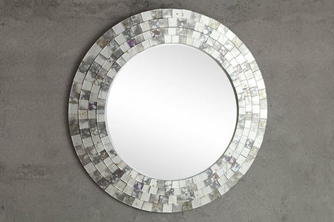 Reflective Wall Mirror 4648M - Pearl Igloo - 1