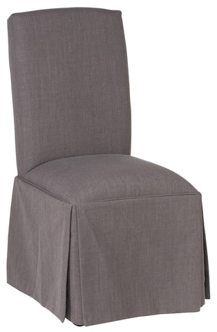 Adele Dining Chair Dark Olive - 53050273 (2piece) Free Shipping - Pearl Igloo - 1