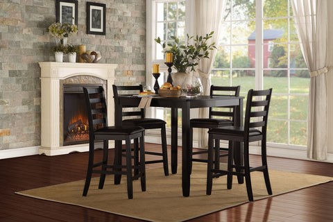 Trask 5Pcs Counter Height Dining Set 5427-36 - Pearl Igloo