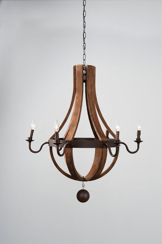 Tarsus Chandelier - 56003485 Free Shipping - Pearl Igloo