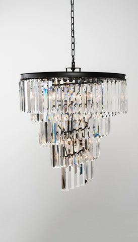 Magnolia Chandelier Large - 56003571 Free Shipping - Pearl Igloo - 1