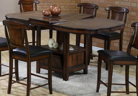 Westwood 5Pcs Counter Height Dining Set 626 - Pearl Igloo - 1