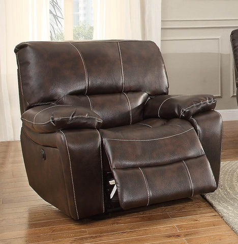 Timkin Collection Power Reclining Chair 8435-1PW - Pearl Igloo - 1