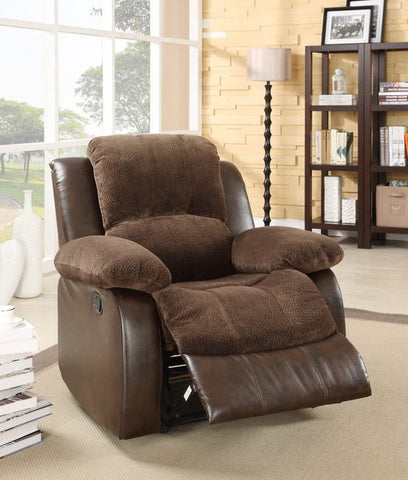 Cranley Collectionn Power Reclining Chair 9700FCP-1PW - Pearl Igloo